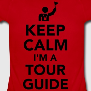 Tour guide Kids' Shirts - Short Sleeve Baby Bodysuit