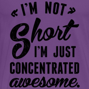Concentrated awesome - Men's Premium T-Shirt