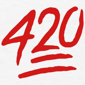 420  cap - Men's T-Shirt