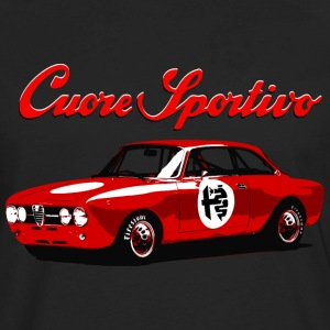 alfa gta T-Shirts - Men's Premium Long Sleeve T-Shirt