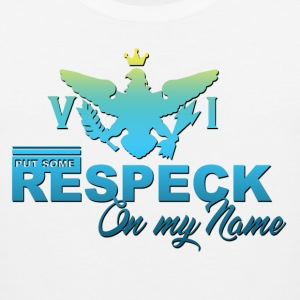 Respeck_Name T-Shirts - Men's Premium Tank