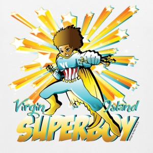 VI-Superboy Kids' Shirts - Men's Premium Tank
