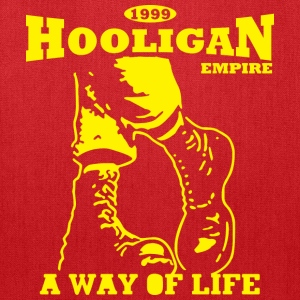 Boots A Way of Life  Hooligan Empire T-Shirts - Tote Bag