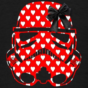 Polka Dots Trooper TANK WOMAN - Men's T-Shirt