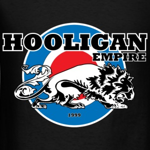 Mod Hooligan Hoodies - Men's T-Shirt