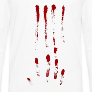 Bloody Hand Tanks - Men's Premium Long Sleeve T-Shirt