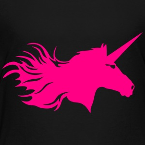 horse unicorn Kids' Shirts - Toddler Premium T-Shirt