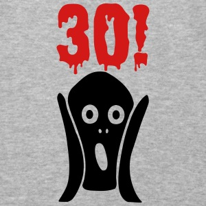 Scary 30th birthday Hoodies - Baseball T-Shirt