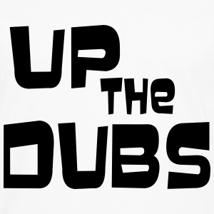 UP THE DUBS Baby & Toddler Shirts - Men's Premium Long Sleeve T-Shirt