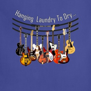 Hanging Laundry - Adjustable Apron