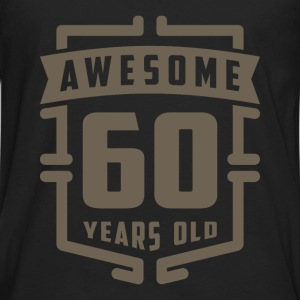 Awesome 60 Years Old - Men's Premium Long Sleeve T-Shirt