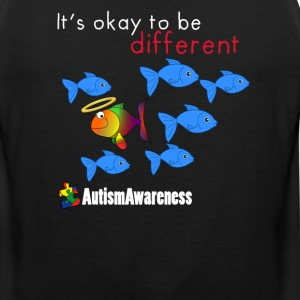 Autism Awareness T-Shirts - Men's Premium Tank