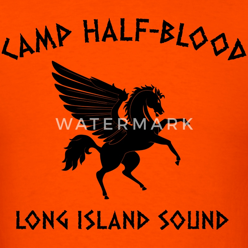 Camp half blood t shirt - Men's T-Shirt