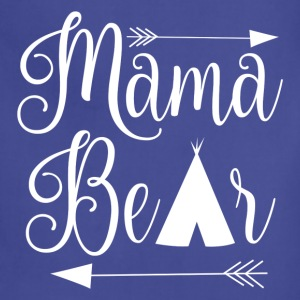Mama bear boho t-shirt - Adjustable Apron
