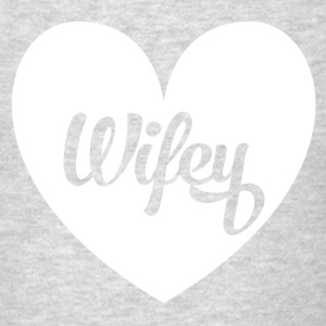 Wifey tank top t shirt - Men's T-Shirt