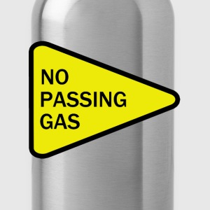 No Passing Gas - Water Bottle
