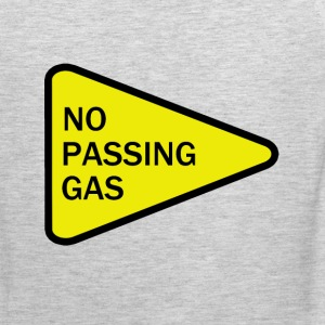 No Passing Gas - Men's Premium Tank