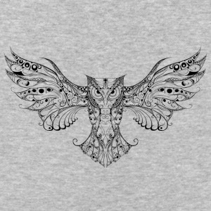 Owl  Hoodies - Baseball T-Shirt