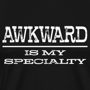 AWKWARD SPECIALTY  - Men's Premium T-Shirt