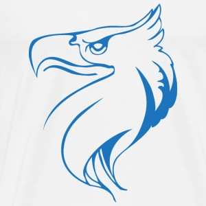 Eagle head Tanks - Men's Premium T-Shirt