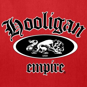 Hooligan Empire Lion Black T-Shirts - Tote Bag