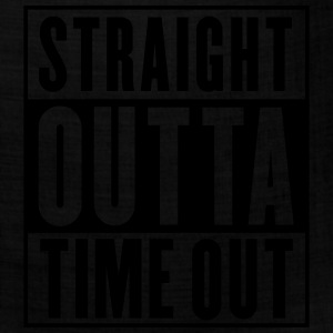 Straight Outta Time Out Kids' Shirts - Bandana