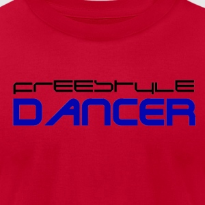 Freestyle Dancer Sweatshirt - Men's T-Shirt by American Apparel