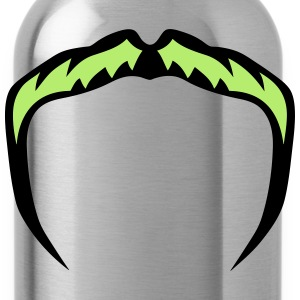 mustache 807 Kids' Shirts - Water Bottle