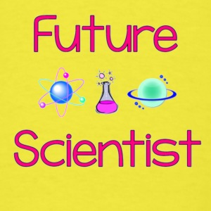 Future Scientist - Men's T-Shirt