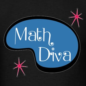 Math Diva! - Men's T-Shirt