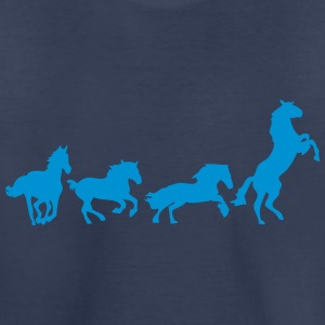 animated horse 5 Kids' Shirts - Toddler Premium T-Shirt