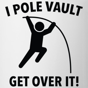 I Pole Vault - Coffee/Tea Mug
