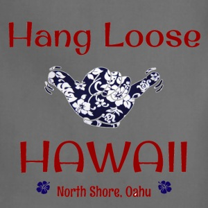 Hang Loose North Shore, Hawaii - Adjustable Apron