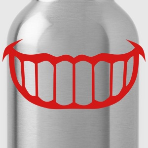 smile mouth 801 T-Shirts - Water Bottle