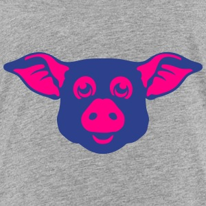 funny pig drawing 801 Kids' Shirts - Toddler Premium T-Shirt
