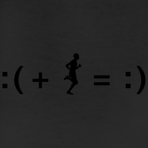 Running Makes You Happy T-Shirts - Leggings
