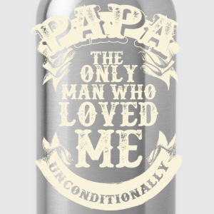 PAPA LOVE ME - Water Bottle