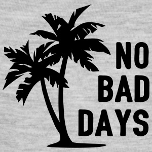 AD No Bad Days Kids' Shirts - Baby Contrast One Piece