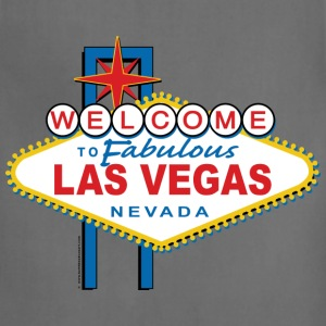 Welcome To Las Vegas - Adjustable Apron