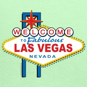 Welcome To Las Vegas - Women's Flowy Tank Top by Bella