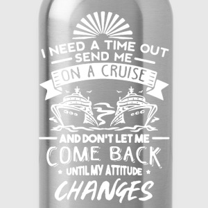 Cruise Shirt - Water Bottle