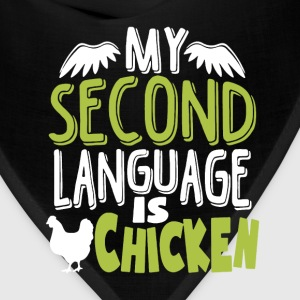 Second Language Chicken - Bandana