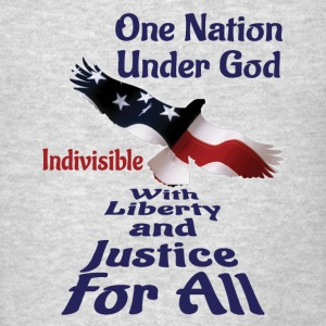One Nation Under God Tanks - Men's T-Shirt
