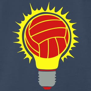 volleyball ball bulb birne Tanks - Men's Premium T-Shirt
