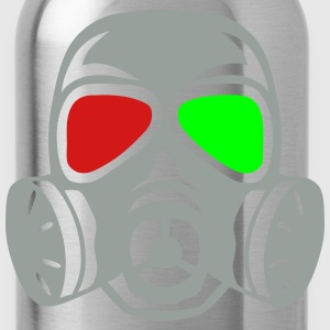 gas mask 706 T-Shirts - Water Bottle