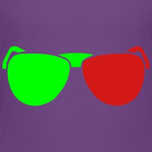 sun glasses 705 Kids' Shirts - Toddler Premium T-Shirt