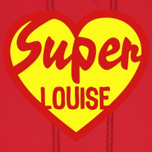 heart super louise T-Shirts - Men's Hoodie