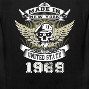 Made in New York United State 1969 - Men's Premium Tank