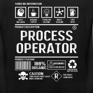 Process operator - Content may vary in color - Men's Premium Tank