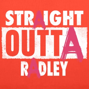 liar straight outta radley - Tote Bag